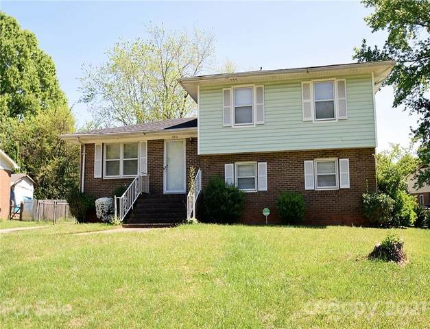 5918 Old Coach Road, Charlotte, NC 28215 (#3731233) :: DK Professionals Realty Lake Lure Inc.