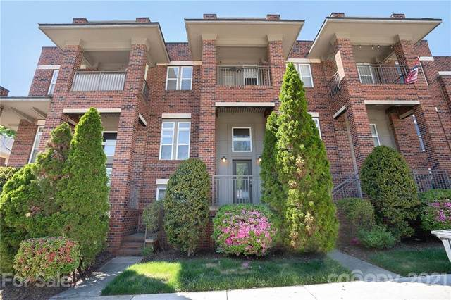609 Hawthorne Lane #36, Charlotte, NC 28204 (#3731259) :: NC Mountain Brokers, LLC