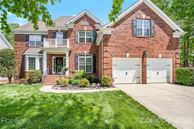 5823 Checkerberry Lane, Huntersville, NC 28078 (#3731264) :: The Sarver Group