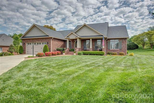 2600 Pebble Creek Drive, Shelby, NC 28152 (#3731290) :: High Performance Real Estate Advisors