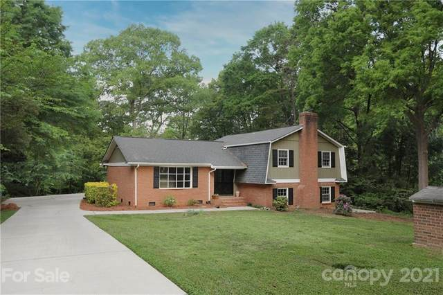 5431 Saddlewood Lane, Mint Hill, NC 28227 (#3731293) :: Stephen Cooley Real Estate Group