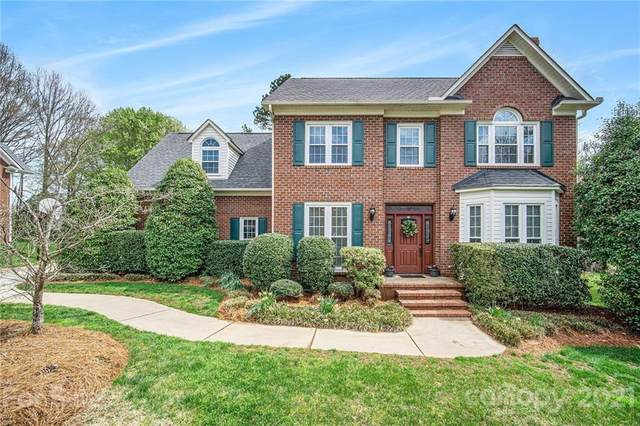 2305 Coach House Lane, Kannapolis, NC 28081 (#3731317) :: High Performance Real Estate Advisors