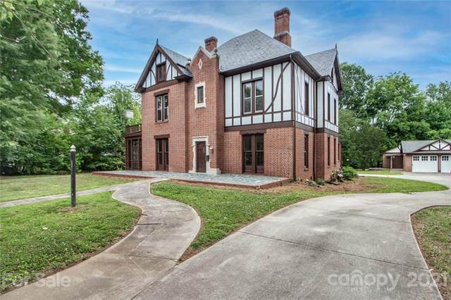 412 Davie Avenue, Statesville, NC 28677 (#3731337) :: Rhonda Wood Realty Group
