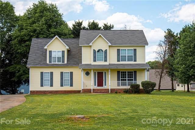 511 Butternut Lane, Matthews, NC 28104 (#3731359) :: High Performance Real Estate Advisors