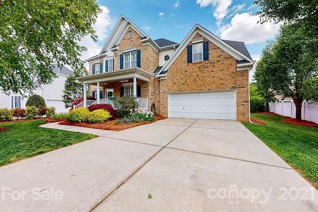 515 Georgetown Drive NW, Concord, NC 28027 (#3731385) :: IDEAL Realty