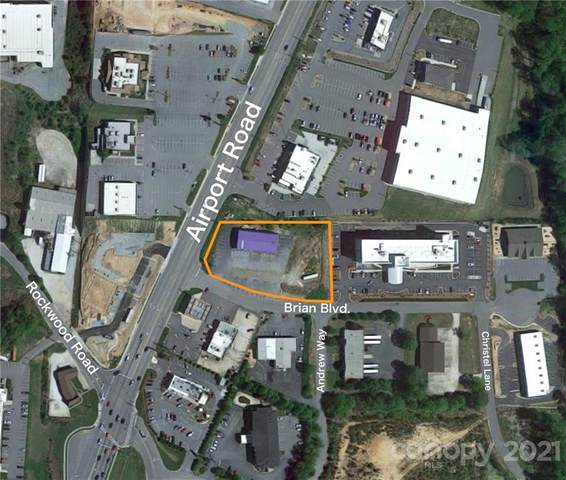 441 Airport Road, Arden, NC 28704 (#3731392) :: BluAxis Realty
