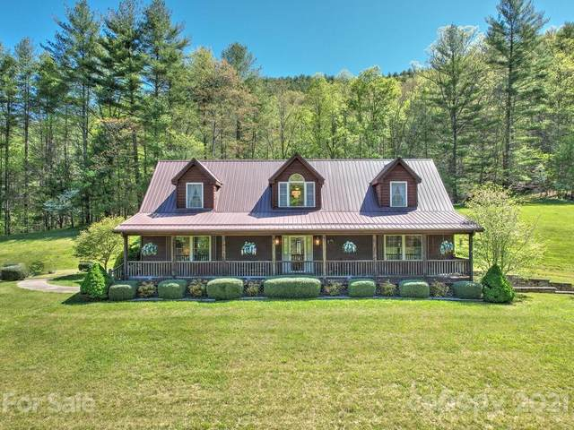 4062 Chapel Hill Road, Marshall, NC 28753 (#3731401) :: Carlyle Properties
