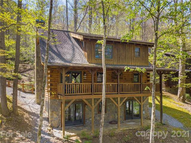 193 Driftwood Loop #2, Maggie Valley, NC 28751 (#3731462) :: LKN Elite Realty Group | eXp Realty