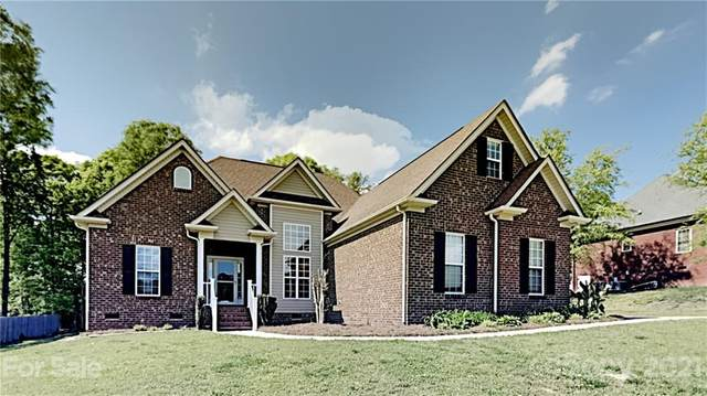 2825 Loxdale Farms Drive, Monroe, NC 28110 (#3731476) :: The Ordan Reider Group at Allen Tate