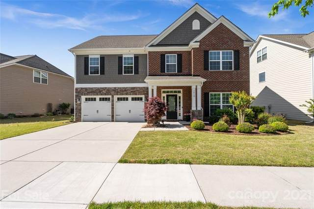 3810 Franklin Meadows Drive, Matthews, NC 28105 (#3731490) :: Stephen Cooley Real Estate Group