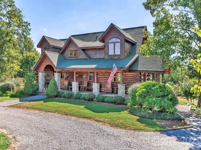 105 Hobby Horse Lane, Hendersonville, NC 28792 (#3731521) :: NC Mountain Brokers, LLC