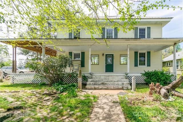 444 Broad Street, Brevard, NC 28712 (#3731544) :: Johnson Property Group - Keller Williams
