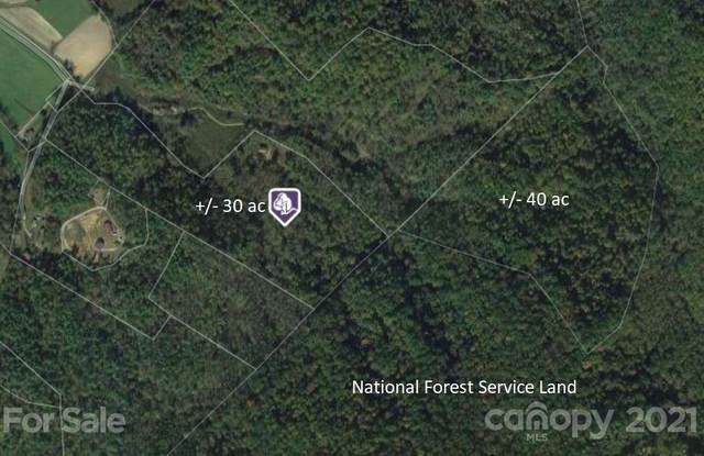 337 Landers Road Tract I & II, Marshall, NC 28753 (#3731572) :: NC Mountain Brokers, LLC