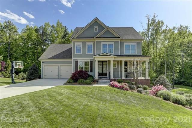 1215 Grace Park Lane, Huntersville, NC 28078 (#3731597) :: High Performance Real Estate Advisors