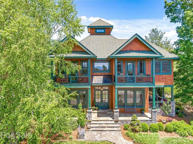 3 Gale Kelly Court #5, Weaverville, NC 28787 (#3731598) :: BluAxis Realty