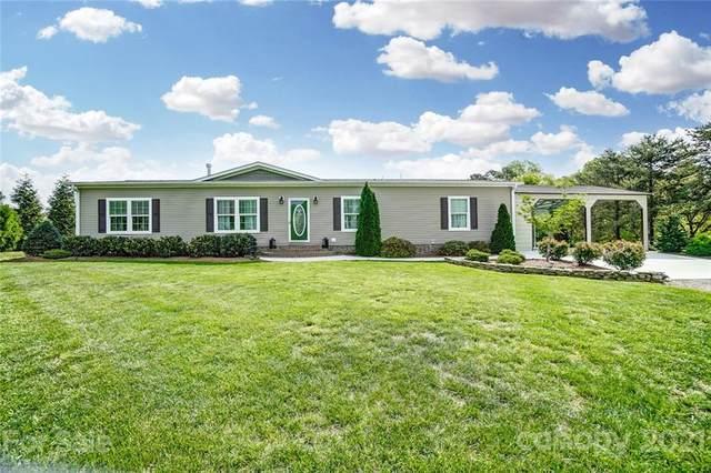 1656 Mooresboro Road, Shelby, NC 28150 (#3731641) :: Homes Charlotte