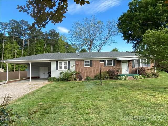 215 Vineyard Drive, Salisbury, NC 28146 (#3731711) :: High Performance Real Estate Advisors
