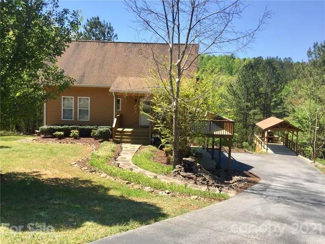 391 Clearwater Creek Parkway, Rutherfordton, NC 28139 (#3731728) :: Keller Williams Professionals