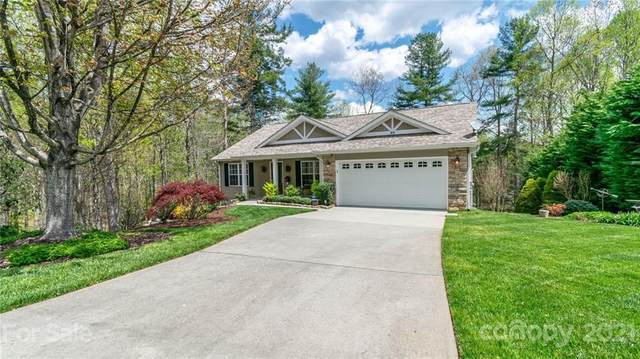 98 Talon Trail Lane, Etowah, NC 28729 (#3731731) :: DK Professionals Realty Lake Lure Inc.