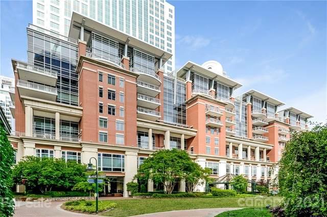 435 Tryon Street S #603, Charlotte, NC 28202 (#3731743) :: Willow Oak, REALTORS®
