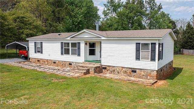 43701 Cypress Crossing Road, New London, NC 28127 (#3731799) :: Home and Key Realty