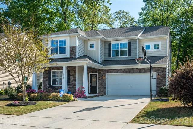 2925 Southern Trace Drive, Waxhaw, NC 28173 (#3731805) :: The Sarver Group