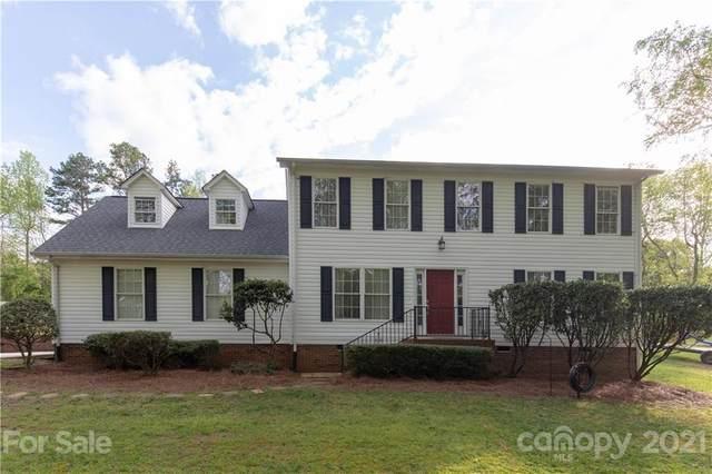 167 Shady Cove Road, Troutman, NC 28166 (#3731820) :: Homes Charlotte