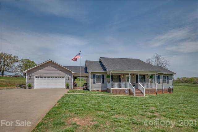 129 Four Lakes Drive, Ellenboro, NC 28040 (#3731838) :: The Ordan Reider Group at Allen Tate
