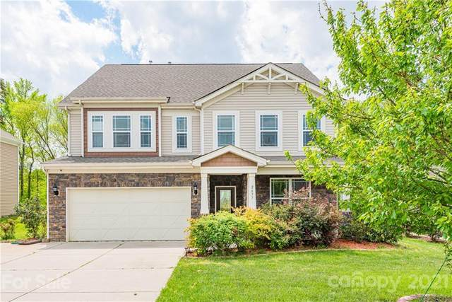 2637 Treeline Drive, Concord, NC 28027 (#3731854) :: Stephen Cooley Real Estate Group