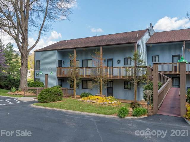 87 Willow Road D-1, Waynesville, NC 28786 (#3731872) :: Cloninger Properties