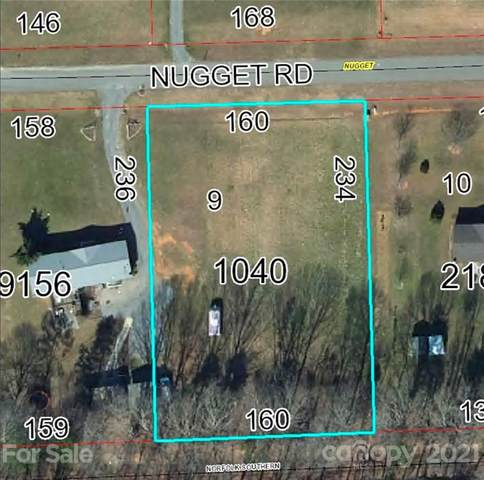 Lot 9 Nugget Road Lot 9, New London, NC 28127 (#3731881) :: Home and Key Realty