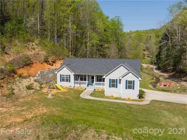 425 Little Cove Creek Drive, Saluda, NC 28773 (#3731916) :: DK Professionals