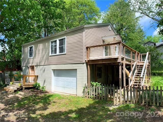 33 1/2 Huffman Road, Asheville, NC 28806 (#3731919) :: Home and Key Realty