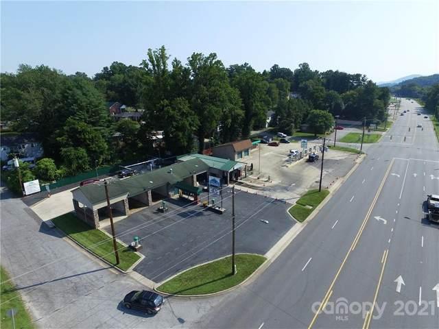 1036 & 1046 SW Morganton Boulevard, Lenoir, NC 28645 (#3731954) :: LePage Johnson Realty Group, LLC