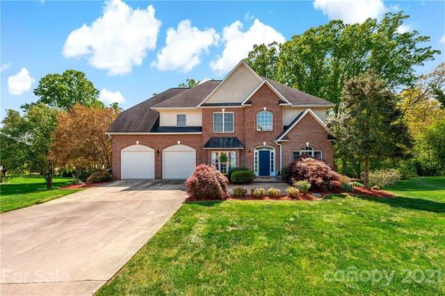 4005 3rd Court, Morganton, NC 28655 (#3731959) :: The Allen Team