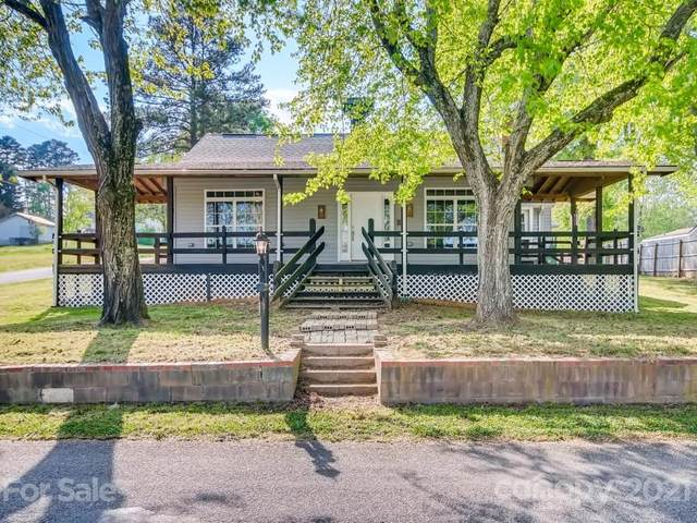 120 Newell Avenue, Kannapolis, NC 28081 (#3731978) :: Carver Pressley, REALTORS®