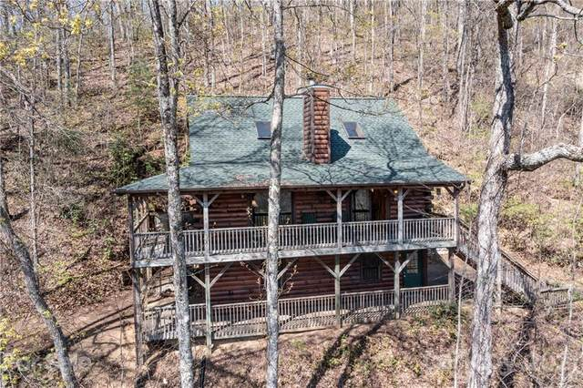 276 Bridle Drive, Maggie Valley, NC 28751 (#3732024) :: High Performance Real Estate Advisors