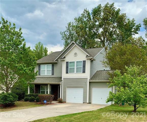 403 Smokehouse Lane #81, Albemarle, NC 28001 (#3732026) :: Austin Barnett Realty, LLC