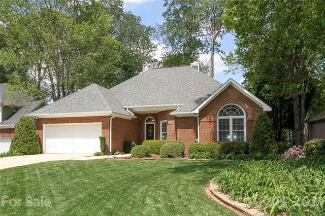 9025 New Oak Lane, Huntersville, NC 28078 (#3732028) :: Stephen Cooley Real Estate Group