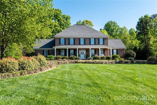 1275 Thurber Lane, Newton, NC 28658 (#3732052) :: High Performance Real Estate Advisors