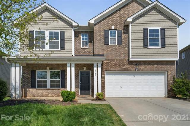 6942 Barefoot Forest Drive, Charlotte, NC 28269 (#3732072) :: Stephen Cooley Real Estate Group