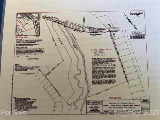 none Lawyers Road, Matthews, NC 28104 (#3732147) :: LePage Johnson Realty Group, LLC