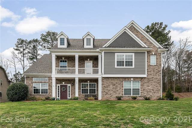 126 Lakeshore Hills Drive, Mooresville, NC 28117 (#3732182) :: The Ordan Reider Group at Allen Tate