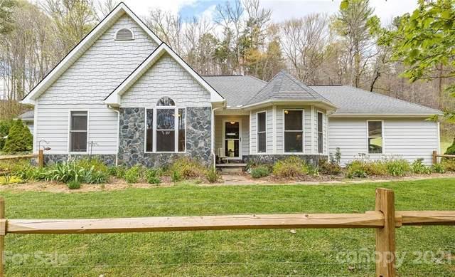 47 Pearl Lane, Mars Hill, NC 28754 (#3732274) :: High Performance Real Estate Advisors