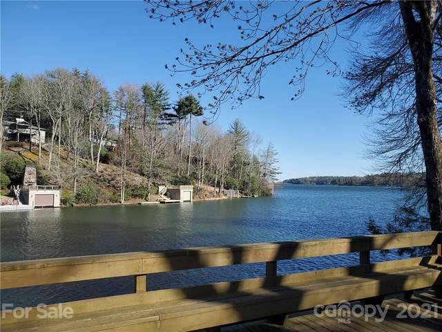 1615 Cold Mountain Road #16, Lake Toxaway, NC 28747 (#3732284) :: Keller Williams Professionals