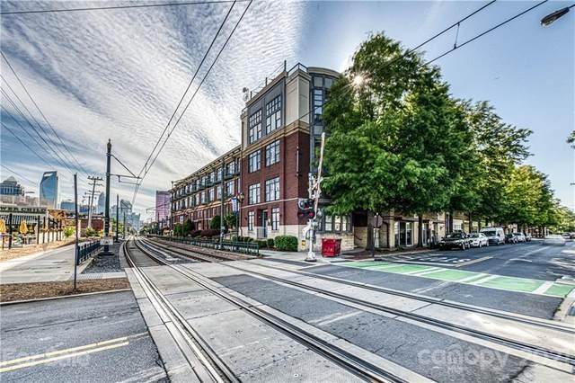 115 E Park Avenue #305, Charlotte, NC 28203 (#3732355) :: Exit Realty Vistas