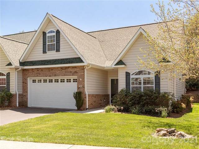 106 Victoria Park Drive, Hendersonville, NC 28792 (#3732367) :: Carlyle Properties