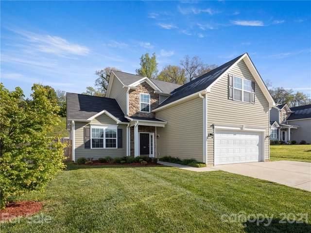 209 E Hiawassee Road, Fletcher, NC 28732 (#3732409) :: High Performance Real Estate Advisors
