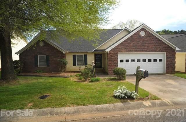 134 Pond View Drive #101, Salisbury, NC 28147 (#3732451) :: Cloninger Properties