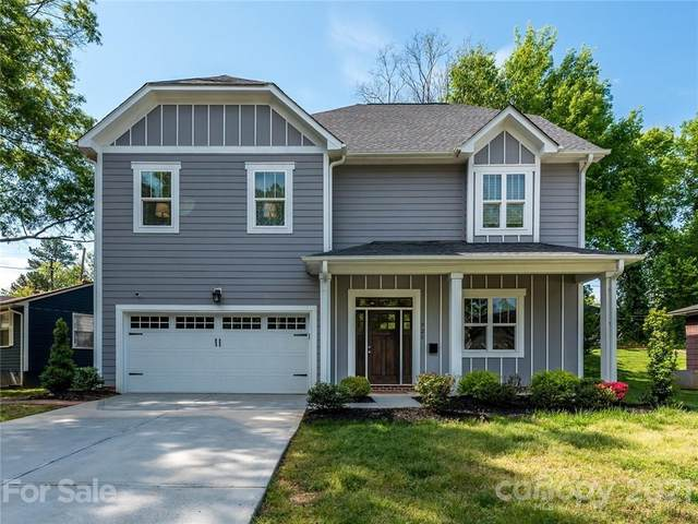 721 Spruce Street, Charlotte, NC 28203 (#3732466) :: Cloninger Properties